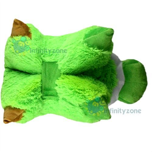 Super Mario Bros Yoshi Transforming PET PILLOW Nap Sleep Car Cushion