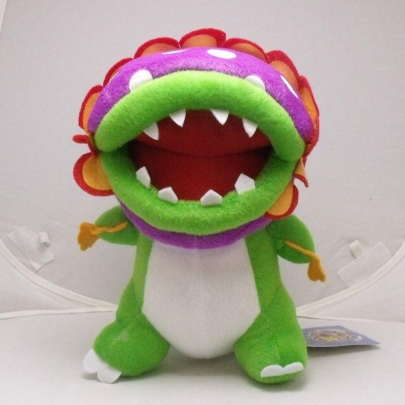 Nintendo Super Mario Piranha Yoshi Plush Figure